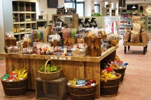 Bodnant Farm Shop in North Wales