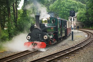 Ffestinog & Welsh Highland Railways