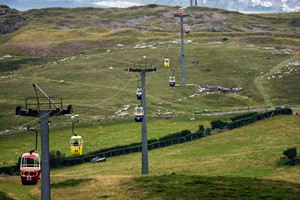 Great Orme Cable Cars 1