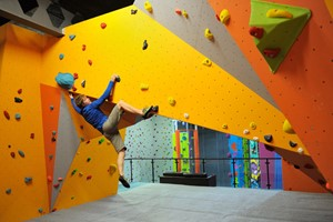 Beacon Indoor Climbing Center 2