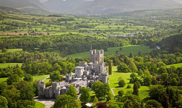 Visit Penrhyn Castle In North Wales North Wales Holiday Cottages And Farmhouses