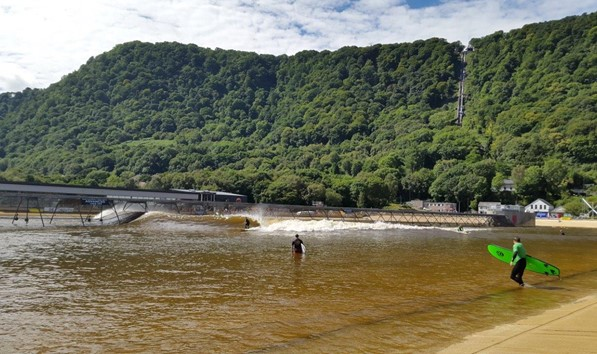 Surf Snowdonia Wave Pool