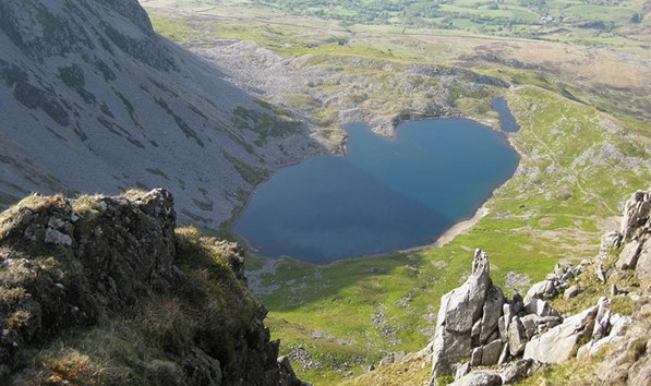 Cadair Idris Summit 1