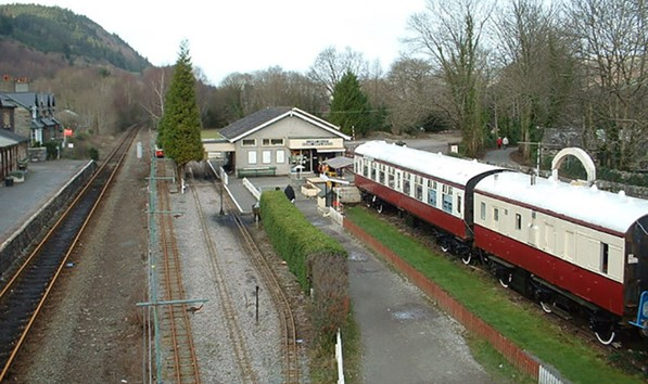 Conwy Valley Railway Museum 1