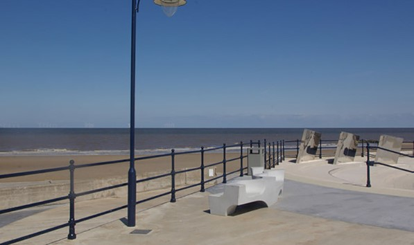 Prestatyn Central Beach 1