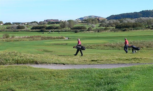 North Wales Golf Club Llandudno 2
