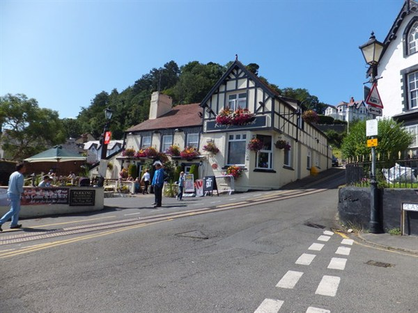 Kings Head Llandudno