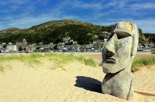 Barmouth face