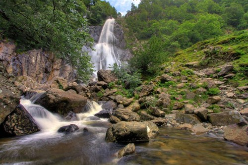 Aber Falls Website Resolution