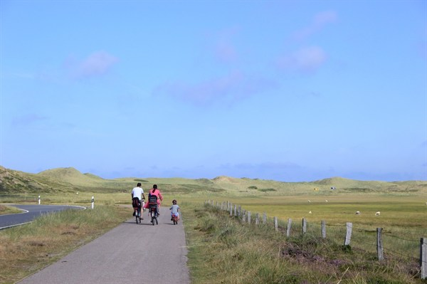 The Best Family-Friendly Bike Trails in North Wales